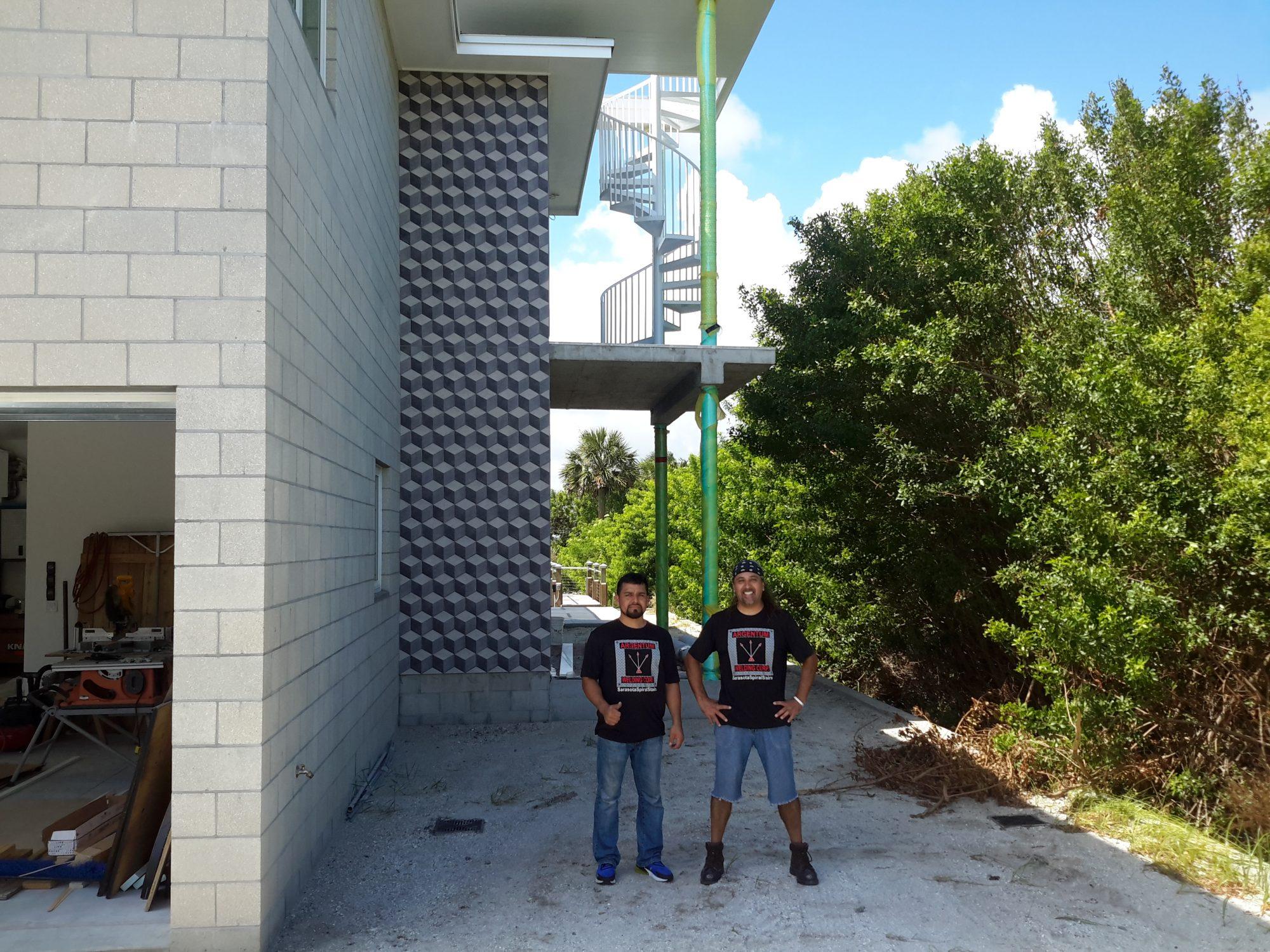 Argentum Welding - New Smyrna Beach installation